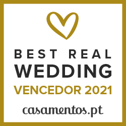 Vencedor Best Real Wedding 2021 Casamentos.pt