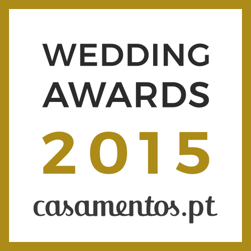 Vencedor Wedding Awards 2015 Casamentos.pt