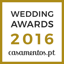 Vencedor Wedding Awards 2016 casamentos.pt