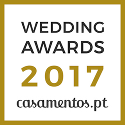 Quinta do Casal Novo, vencedor Wedding Awards 2017 casamentos.pt