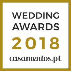 Vencedor Wedding Awards 2018 Casamentos.pt