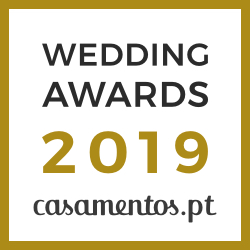 Vencedor Wedding Awards 2019 Casamentos.pt