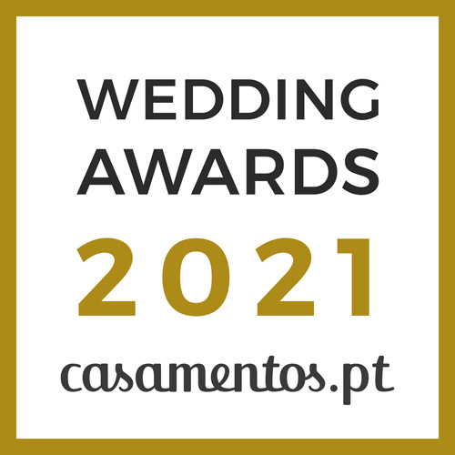 Vencedor Wedding Awards 2021 Casamentos.pt