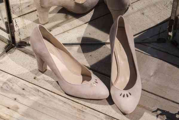 Sapatos Laure de Sagazan
