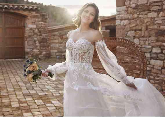Vestidos de Noiva White One