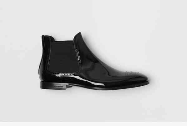 Sapatos Burberry