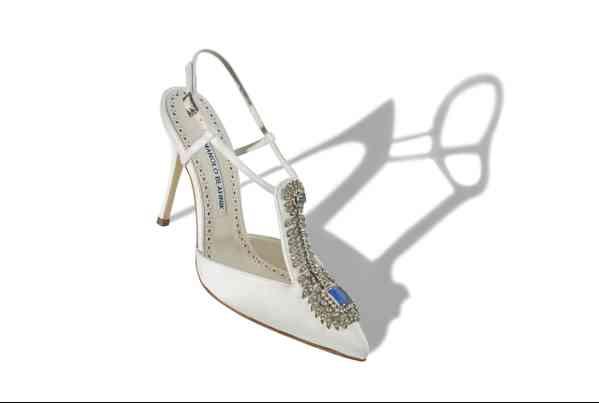 Sapatos Manolo Blahnik
