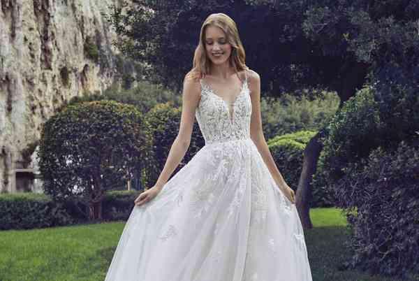 Vestidos de Noiva Demetrios