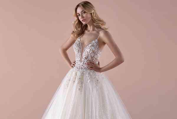 Vestidos de Noiva Romance