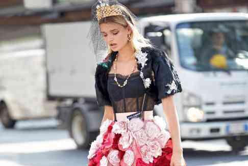 Vestidos de Festa Dolce & Gabbana